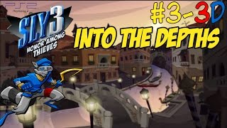Sly 3 Honor Among Thieves Part 3-3D: Into the Depths
