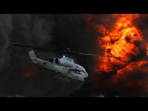 U.S. military helicopter crashes in Japan's island Okinawa