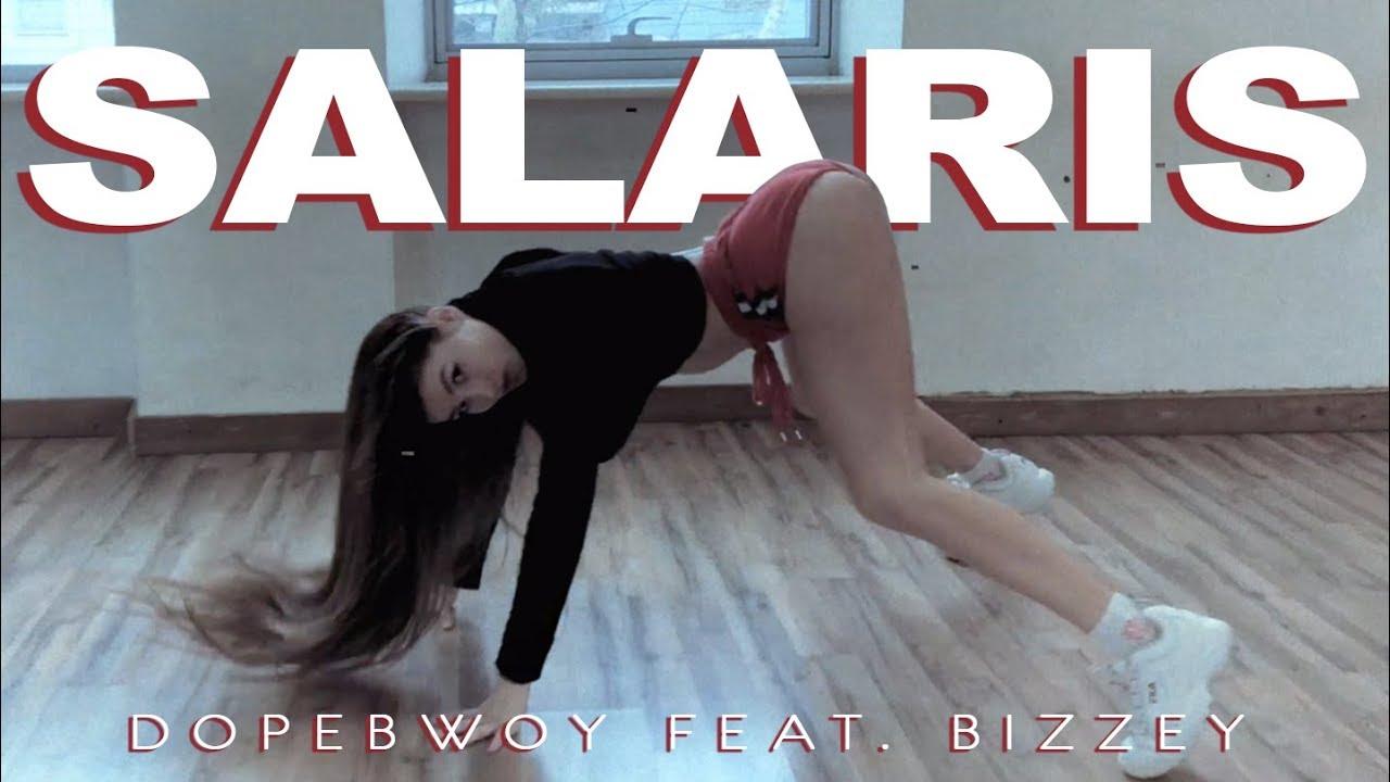 (VIDEO) - Dopebwoy feat. Bizzey - Salaris | Twerk by Viktoria Boage | VELVET YOUNG