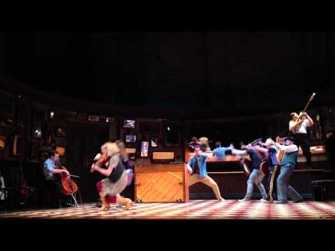 Once The Musical performs The North Strand