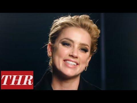 Amber Heard on First Meeting Nicole Kidman, Joining 'Aquaman' & More | THR