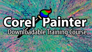 Corel Painter Tutorial for Beginners (Downloadable Course)