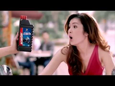 Vietnamese Funny Commercial - Petrolimex Scooter Oil
