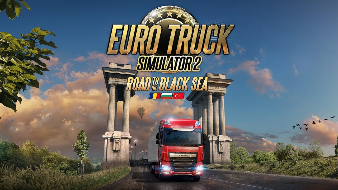 Euro Truck Simulator 2 - Road to the Black Sea DLC