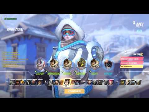 [OverwatchTH] mei very op !! By.Solitary