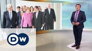 Четвертый срок  пойдет ли Меркель снова на выборы? – DW Новости (16 11 2016)