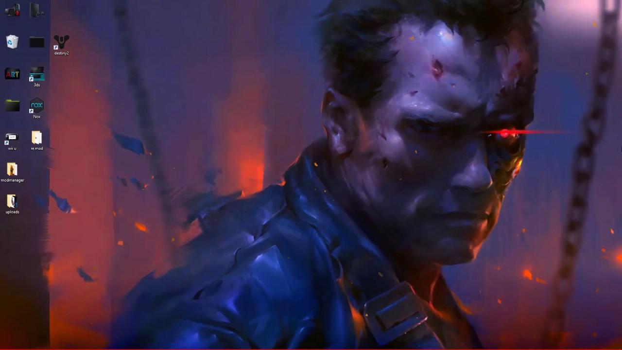 Terminator live wallpaper free download