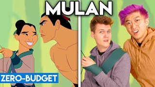 Baixar MULAN WITH ZERO BUDGET! (I'll Make A Man Out Of You PARODY)