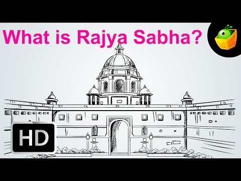What Is Rajya Sabha - Election 2014 - Cartoon/Animated Video For Kids