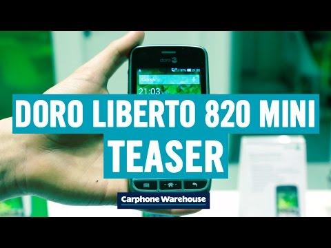 Doro Liberto 820 Mini Teaser