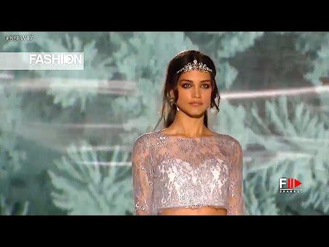 MARYLISE & REMBO STYLING Barcelona Bridal Fashion Week 17 - Fashion Channel
