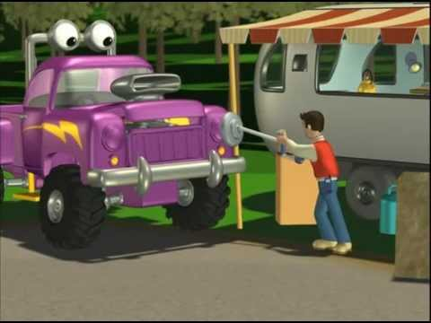 Tracteur tom la chasse au tr sor youtube - Tracteurs tom ...
