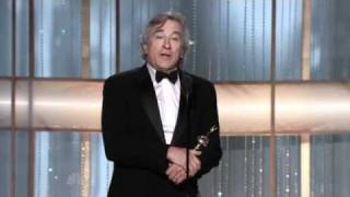 Robert De Niro Honored with Cecil B. Demille Award