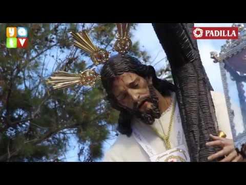 Salida de las Tres Caídas Semana Santa Algeciras 2019 Jueves Santo
