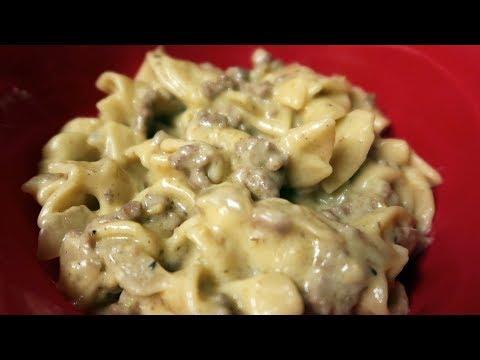 Creamy Beef & Noodles