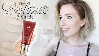 Missha M Perfect Cover BB Cream - No. 13 | Full Review, Demo, Swatches, & Wear Test