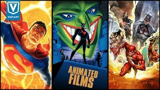 Top 10 Animated Superhero Movies
