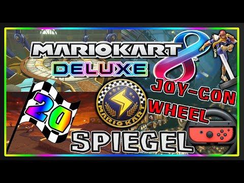 MARIO KART 8 DELUXE Part 20: Blitz-Cup Spiegel Deluxe mit Joy-Con Wheel