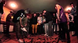 1000 - Italy vs Romania (HipHop) Drew Electro