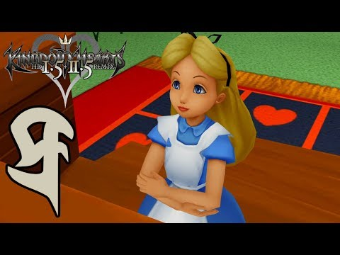 Let's Play Kingdom Hearts HD [1.5+2.5][German][#9] Angeklagt vom Herztribunal!
