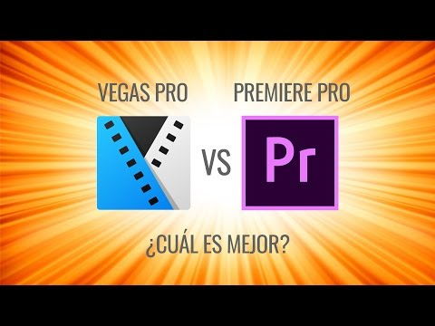 Adobe Premiere Pro vs Sony Vegas Pro, ¿cuál es mejor?