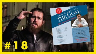 The Goal: A Process of Ongoing Improvement by Eliyahu M. Goldratt REVIEW | 20 BOOKS FOR 2020 #18