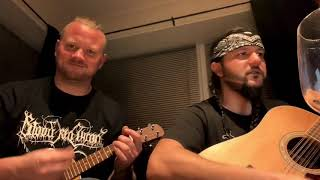 Hank 3 - Country Heroes (Blood Red Throne Cover 🇳🇴)