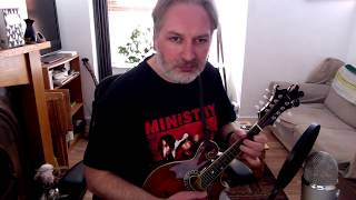 The Maids Of Ardagh (polka) on mandolin