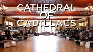 Replica Of A 1930'S Ballroom Holds Amazing Cadillac Collection | Driving.Ca