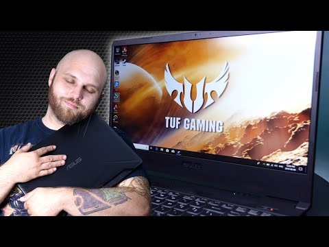 The Asus TUF FX505DT: Military grade components and testing? Time for some TUF love!!