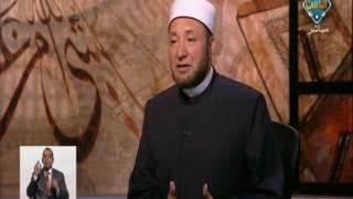 مدير الفتوى يوضح حقيقة «الصلاة على النبي بعد الأذان بدعة»..فيديو