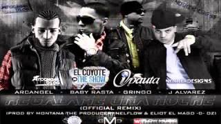 J Alvarez ft Varios Artistas - Regalame una noche (remix 2)