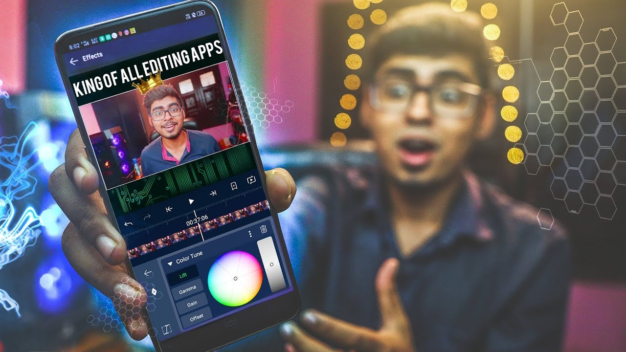 Top 4 Professional VIDEO Editing APPS For Android 2019