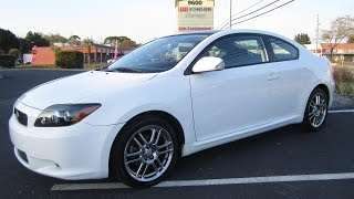 SOLD 2008 Scion tC One Owner VVT-I Meticulous Motors Inc Florida For Sale