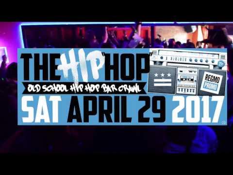The Old School Hip Hop Bar Crawl