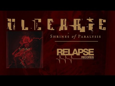 """ULCERATE - """"Shrines of Paralysis"""" (Official Track)"""