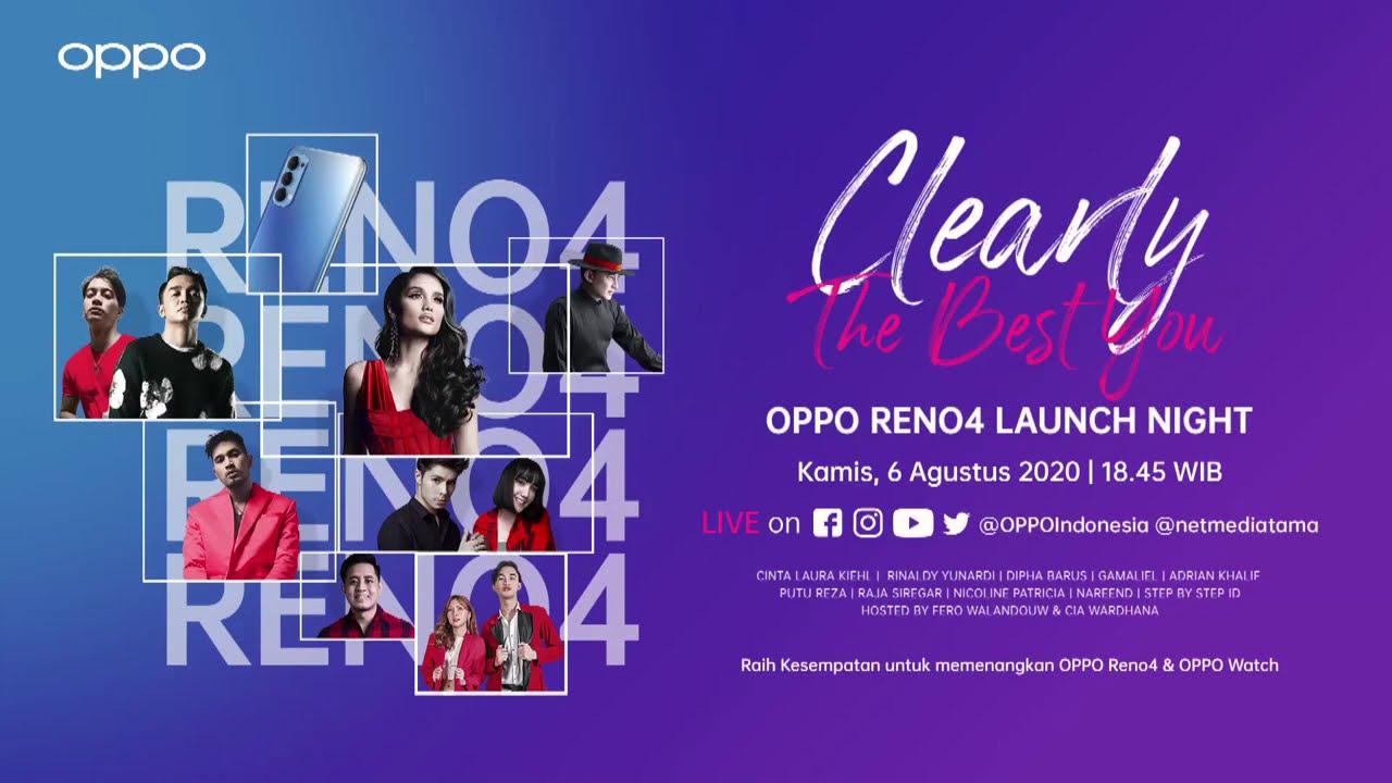 Oppo Reno 4 Launch Night - Promo