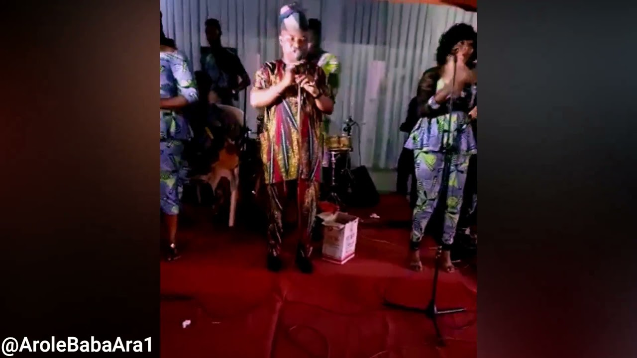 Download Arole Baba Ara Live on Stage @Ondo
