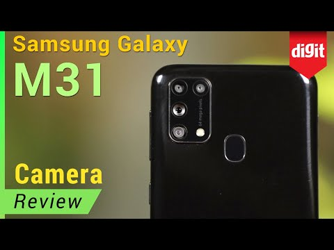Samsung Galaxy M31 Camera Review With Sample Images Samsung M31 Camera Test Youtube