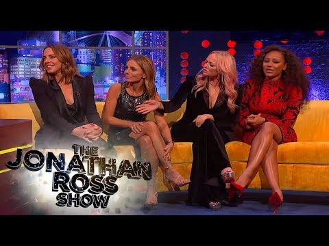 Where's Victoria? - Spice Girls | The Jonathan Ross Show Mp3