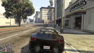 GTA V Around Showing The City ! Maxed Out 2560x1440 Resolution!