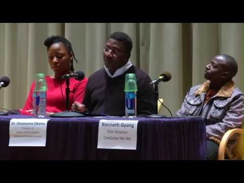 Nollywood for Beginners Symposium