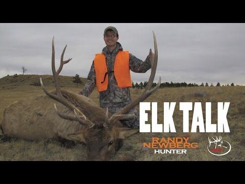 (DIY Hunting) ELK TALK - Randy Newberg's