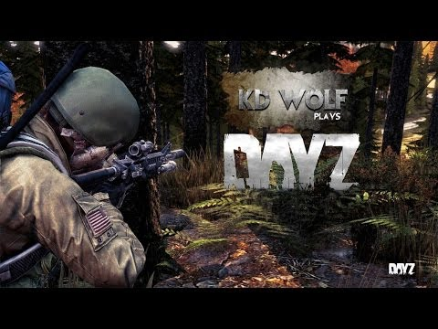 Kdwolf Playz DayZ Standalone EP1