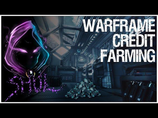 Shultorial | Warframe Credit Farming 2018