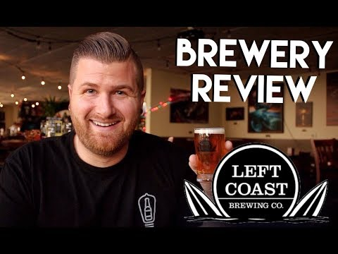 Let's Have Some Beer Episode 52: Left Coast Brewing Company (San Clemente, CA)