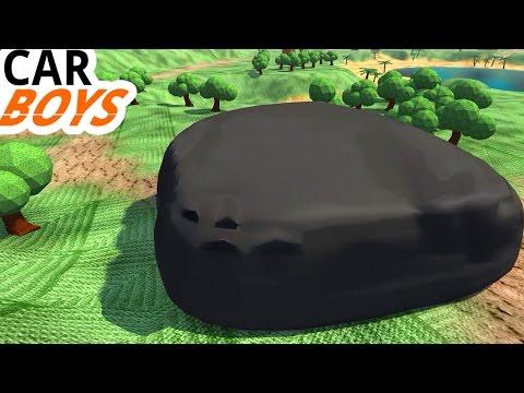 Nick and Griffin Encounter The Blob — CAR BOYS, Episode 32