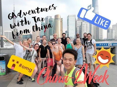 #2   Rundreise durch China mit G Adventures   Peking - Xi'an - Suzhou - Shanghai