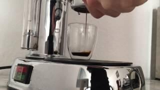 Alnatura Indian Espresso @ La Pavoni Europiccola Lusso