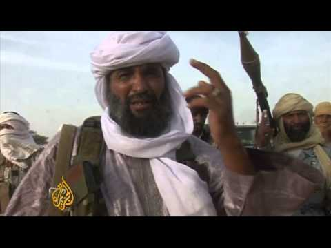 Thumbnail: Mali rebel group rejects 'terrorist' label